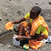 Digging for Water by DFID-UK