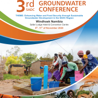 Call for Abstracts - 3rd SADC-GMI Groundwater Conference