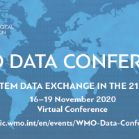 WMO data conference: Earth system data exchange in the 21st century
