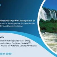 21st WaterNet/WARFSA/GWPSA Symposium