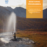 National groundwater monitoring programmes - A global overview of quantitative groundwater monitoring networks