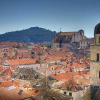 Dubrovnik Old Town by Michael Caven
