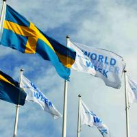 World Water Week 2017 in Stockholm, Sweden