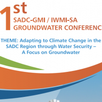 SADC-GMI Conference in Johannesburg, South Africa