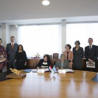 UNESCO and Government of the Netherlands reaffirmed commitment to IGRAC until 2022