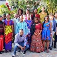 IGRAC and IHE Delft organise groundwater governance training in Benin