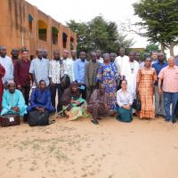 GroFutures Serious Groundwater Game in Niger