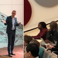 IGRAC presentation during global workshop for monitoring of SDG6