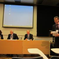 IGRAC session on groundwater monitoring (GGMN) at WWW Stockholm