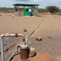 IGRAC's Groundwater Serious Game at Kenya-RAPID project