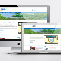 New IGRAC website