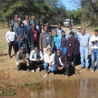 Some Participants at the Pelang Stream