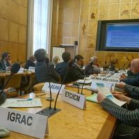 IGRAC participates in expert meeting on UNECE Third Assessment