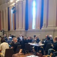 Groundwater Overview during the UN-Water meeting in Stockholm