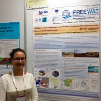 IGRAC presents FREEWAT at 35th IGC in Cape Town, South Africa