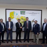 GGRETA meeting Tashkent, Uzbekistan