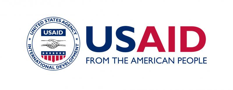USAID logo Ramotswa project IGRAC