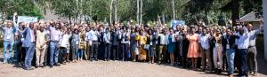 Group photo during 1st SADC Groundwater Conference