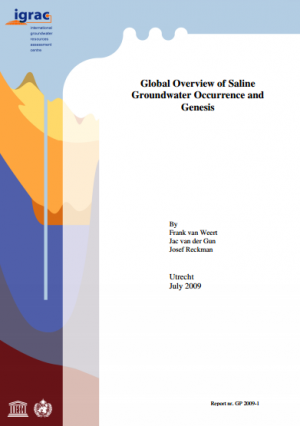 Report on Saline Groundwater