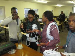 Training workshop for young professionals from Southern Africa