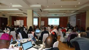 AMCOW meeting in Nairobi