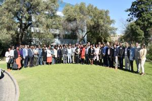 SADC-GWdataCoM closing workshop and launch of Framework for data collection and data management