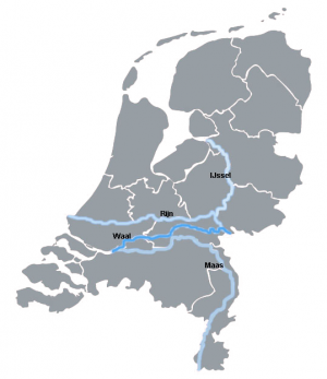 River of the Netherlands