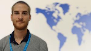 Meet our new researcher: Arnaud Sterckx
