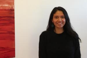 Meet our new researcher: Claudia Ruz Vargas