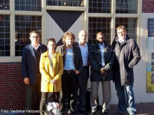 TWAP Groundwater Regional Coordinators meeting in Delft (The Netherlands)