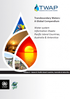 TWAP water system information sheet: Pacific Island Countries, Australia and Antarctica