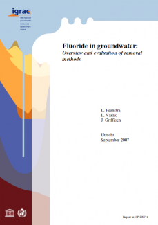 Fluoride in groundwater: Overview and evaluation of removal methods