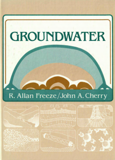 'Groundwater' by R. Allan Freeze & John A. Cherry