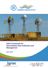 SADC Framework for Groundwater Data Collection and Management