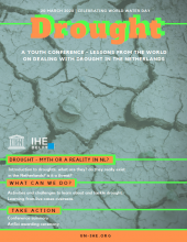 Drought - Water Youth Conference: Invitation