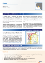 Groundwater monitoring country profile - Ghana