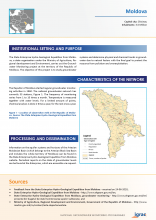 Groundwater monitoring country profile - Moldova