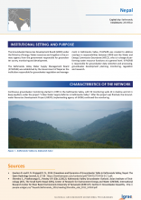 Groundwater monitoring country profile - Nepal