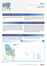 Groundwater monitoring country profile - Serbia