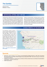 Groundwater monitoring country profile - The Gambia