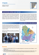 Groundwater monitoring country profile - Uruguay