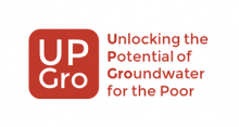Unlocking the Potential of Groundwater for the Poor (UPGro)