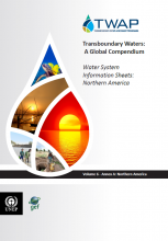 TWAP water system information sheet: Northern America