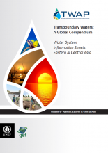 TWAP water system information sheet: Eastern and Central Asia