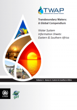 TWAP water system information sheet: Eastern and Southern Africa
