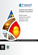 TWAP water system information sheet: Northern Africa and Western Asia
