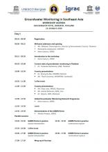 Agenda GGMN Workshop - Thailand - 15-16 March 2016