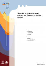 Arsenic in groundwater: Overview and evaluation of removal methods