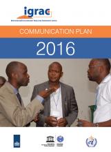 Communication Plan 2016