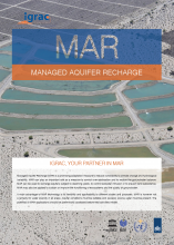 IGRAC's Managed Aquifer Recharge (MAR) Activities